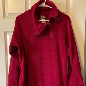 AVALANCHE Soft & Cozy Fleece Kamnik Pullover Top L